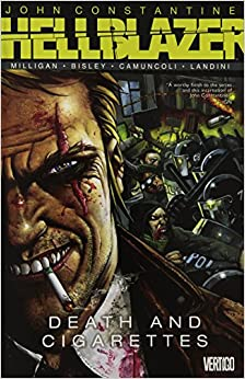 John Constantine Hellblazer: Death and Cigarettes TP (John Constantine, Hellblazer (Pdf))