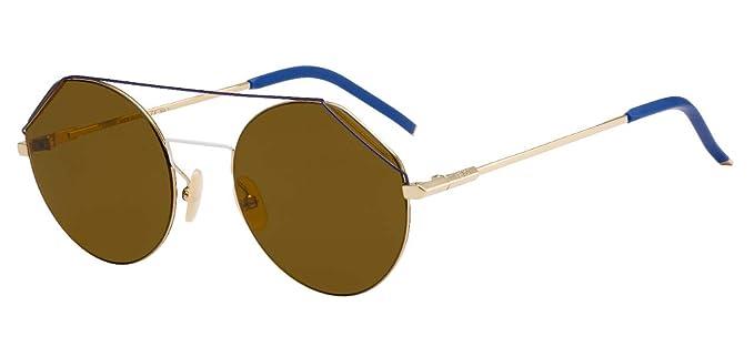 Amazon.com: Gafas de sol Fendi para hombre Ff M 42 /S 0J5G ...