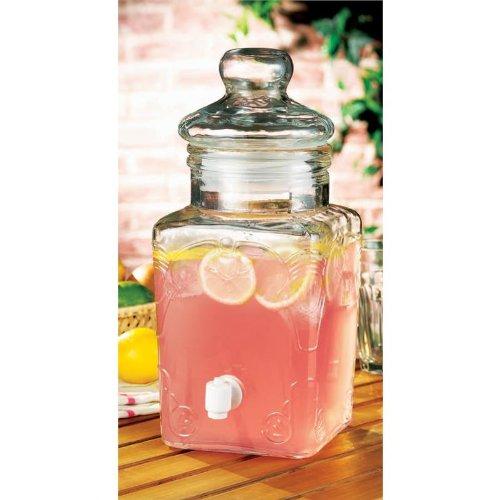 Home Essentials Party Beverage 5 Liter Sangria Jar Punch ...