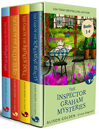 Inspector Graham Mysteries Books Boxset ebook product image