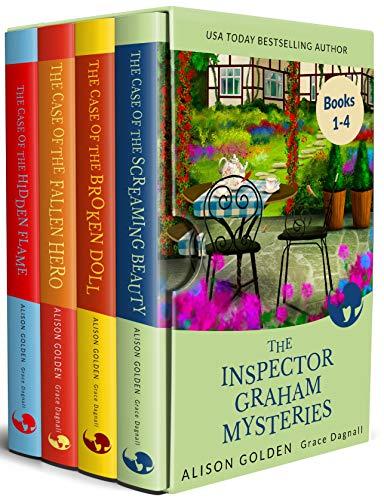 The Inspector Graham Mysteries: Books 1-4 (The Inspector David Graham Series Boxset Book 1) (Hamilton Collection Dolls)