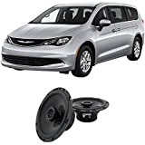 Fits Chrysler Pacifica 2004-2017 Rear Door Factory Replacement Harmony HA-R65 Speakers