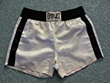 1970s Muhammad Ali Fight Worn Trunks (Wali Muhammad LOA) - Unsigned Fight Used Items