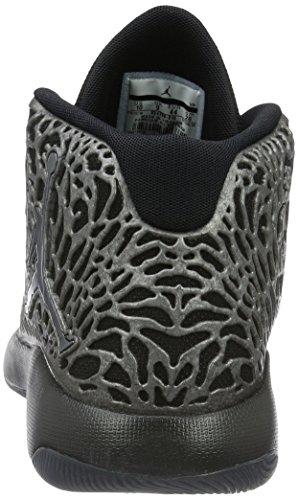 Nike Jordan Ultra.Fly, Scarpe da Basket Uomo Multicolore (Black/Mtlc Hematite/Dark Grey)