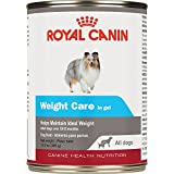 Royal Canin Health Nutrition Weight Care in Gel Canned Dog Food (Case 12/1), 13.5 oz