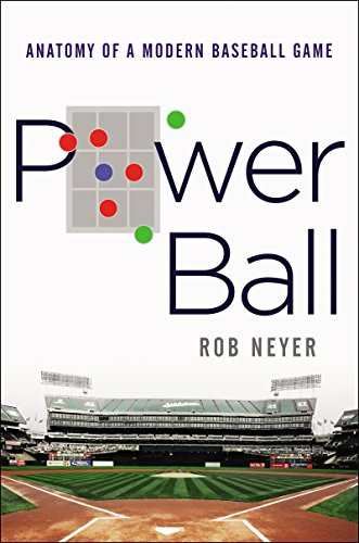 Book Cover: Power Ball: Anatomy of a Modern Baseball Game