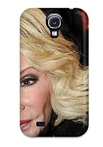 For Galaxy S4 Premium Tpu Case Cover Joan Rivers Photo Protective Case