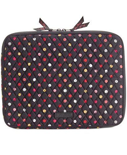 Vera Bradley Women's Laptop Sleeve Havana Dots Laptop Bag [並行輸入品] B07F28XJQC