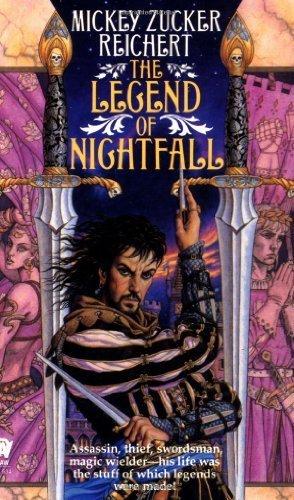 Legend of Nightfall (Daw Book Collectors) by Mickey Zucker Reichert - Collectors Nightfall