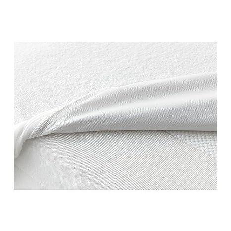 Ikea gökärt Protector de colchón en Color Blanco; (140 x 200 cm)