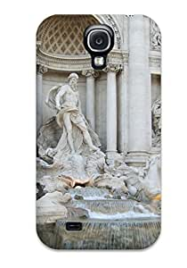 Sanp On Case Cover Protector For Galaxy S4 (a Sculpture In Italy)