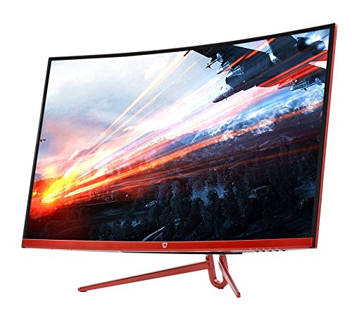 "CrossLCD 320F 144 ECO 32"" FHD  Curved  VA Gaming Monitor, 14"