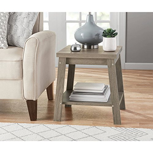 2 shelf side table - 6
