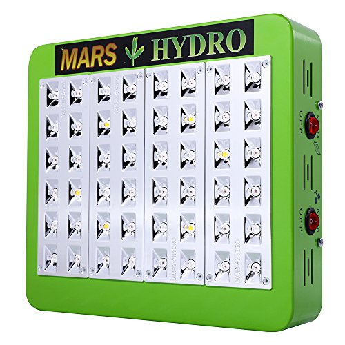 MarsHydro Reflector Series Reflector 48 LED Grow Light Full Spectrum
