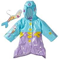 Kidorable Mermaid Raincoat