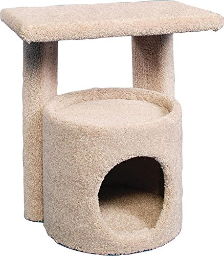WARE DOG/CAT Kitty Condo with Perch, 20.5''