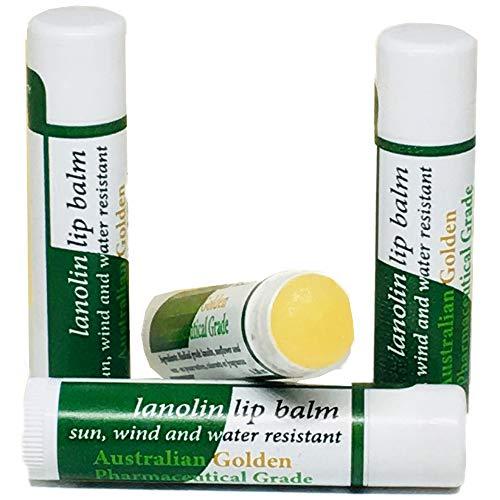Medical Grade Lanolin Skin and Lip Balm Green Label (4)
