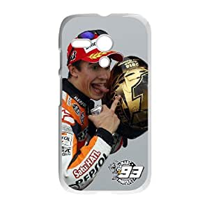 Motorola Moto G Phone Case for Classic theme Marc Marquez pattern design GCTMCMQZ0792765