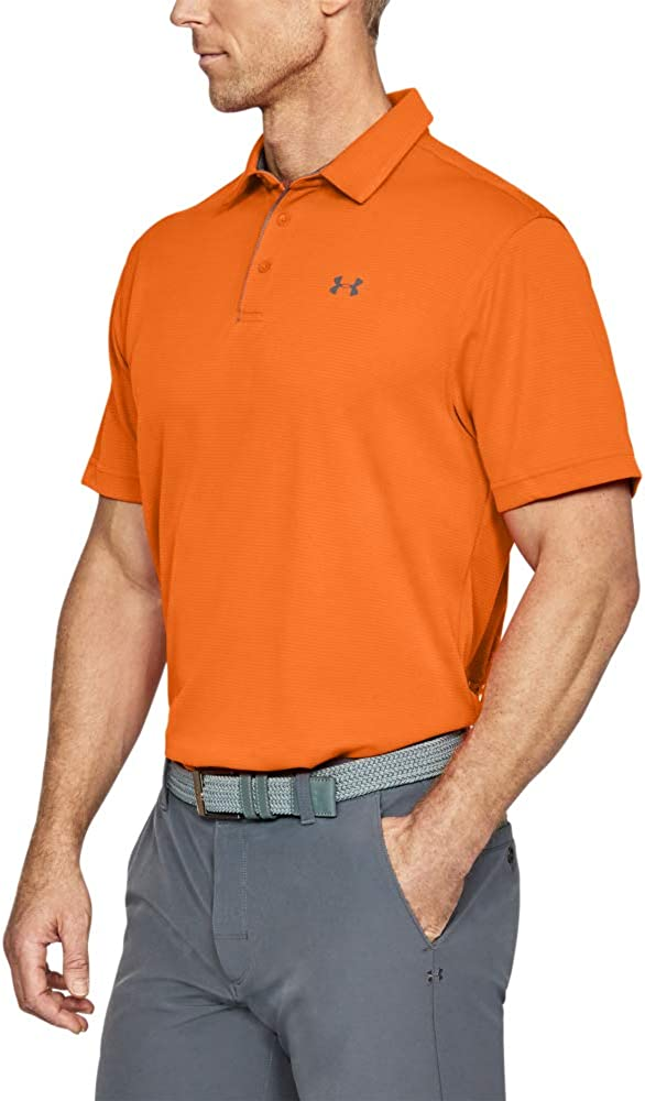 Under Armour Men's Tech Golf Polo: Clothing