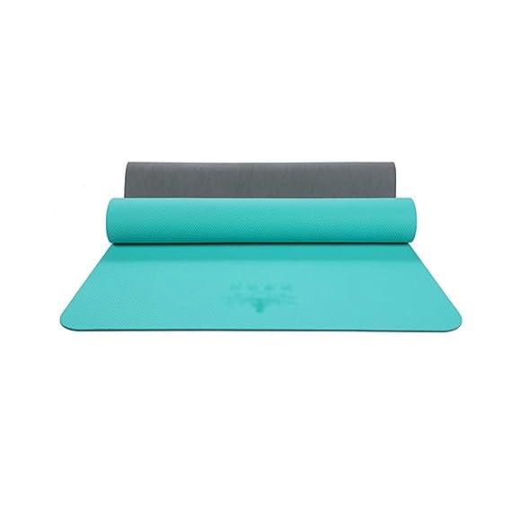 Amazon.com : XF Yoga Mats Yoga mat - Non-Slip, Lengthened ...