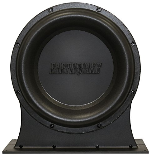 Earthquake Sound Pump 12 12-inch Horn-Loaded, Dual Passive Radiator Module