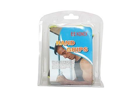 Konex Hand Grips  Multicolor, Pack of 1