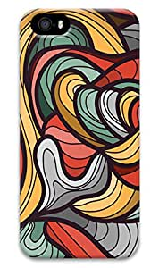 Abstract Stripes i phone 5s cases
