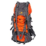 Crazyworld 60L Packable Travel Backpack for Camping & Hiking