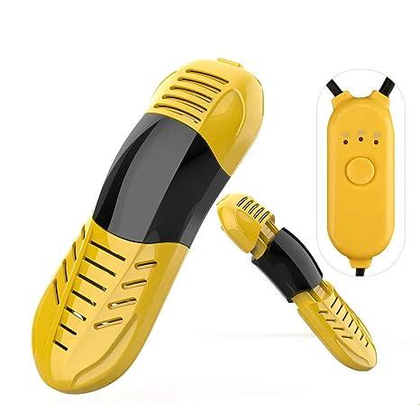 DZX Secador De Botas De Calzado Eléctrico, Secador De Calentador De Zapatos Portátil, para
