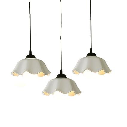 TangMengYun lámparas de araña de cerámica Creativa Moderna ...