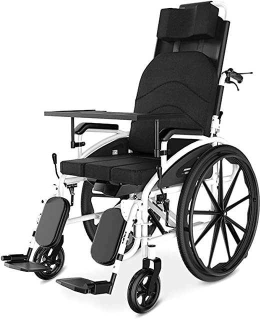 Luz Plegable Silla De Ruedas Ancianos Discapacitados Scooter ...