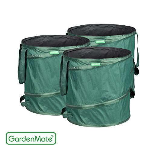 gardenmate-3-pack-23-gallons-pop-up-garden-waste-bags-collapsible-spring-bucket-collapsible-containe