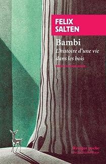 Bambi par Salten