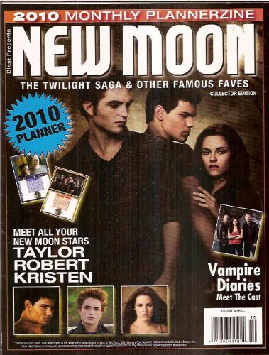 2010 Monthly Plannerzine New Moon #10: Editor: Amazon.com: Books