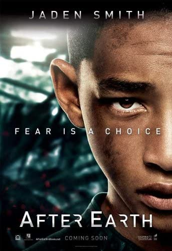Amazon Com After Earth 2013 11 X 17 Movie Poster Style C Lithographic Prints Posters Prints