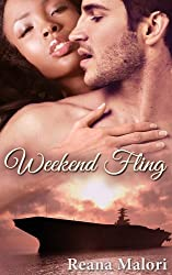 Weekend Fling (Weekend Lovers Book 1)