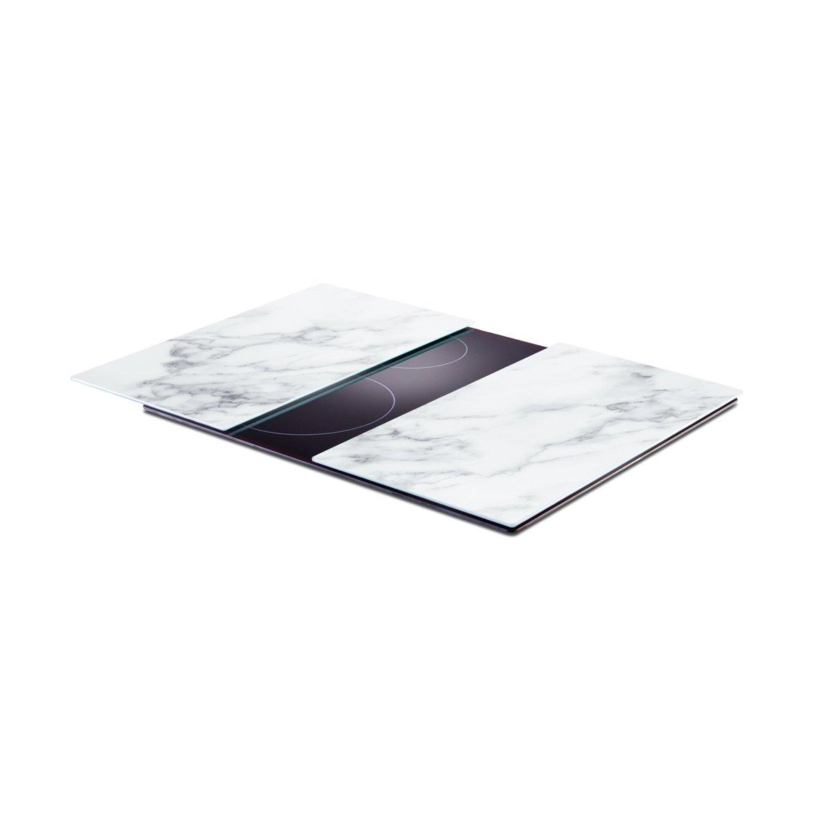 Compra Zeller 26312 - Tabla para cortar de cristal, mármol ...