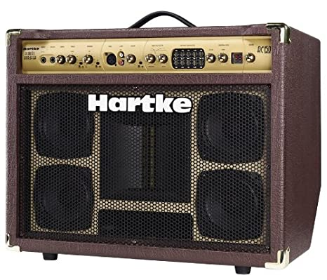 Hartke AC150 Acoustic Guitar 4x5 Amplifier, 150 Watts