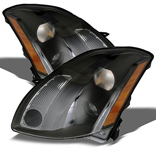 04 maxima headlight assembly - 7