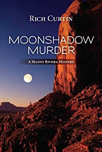 Moonshadow Murder by Rich Curtin ebook deal