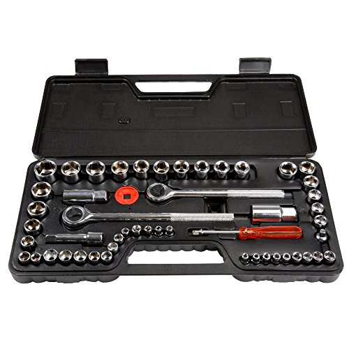 52 Piece Socket Set - 4