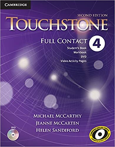Touchstone level 4 full contact michael mccarthy jeanne mccarten touchstone level 4 full contact michael mccarthy jeanne mccarten helen sandiford 9781107661523 amazon books fandeluxe Gallery
