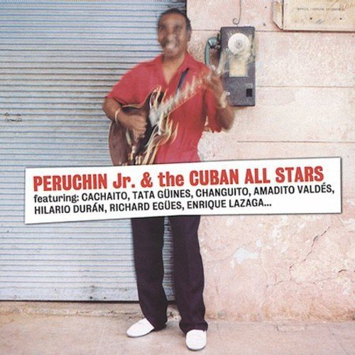 Descarga Dos by Peruchin Jr. & the Cuban All Stars (2002-01-01) -  Audio CD