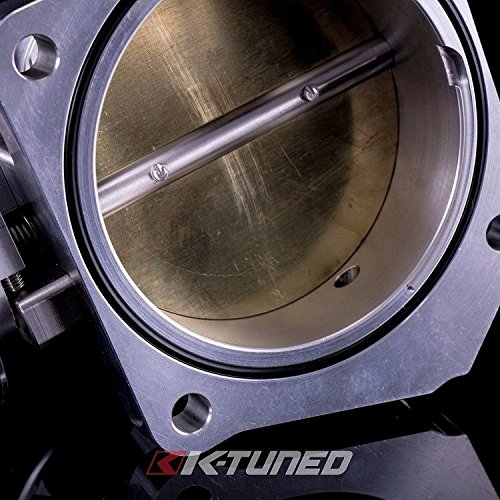 K-TUNED 90mm Throttle Body with IACV and MAP w/ B-Series TPS flange KTD-TB9-IA-B