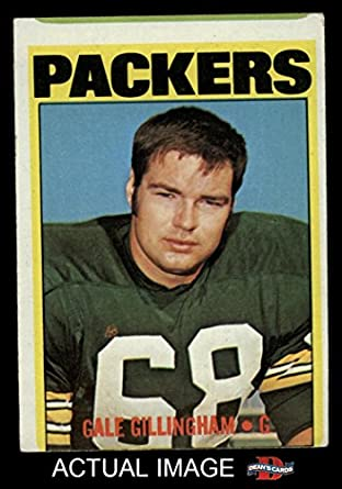 1972 Green Bay Packers schedule card