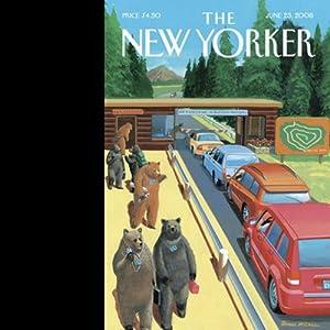 The New Yorker, June 23, 2008 (Peter J. Boyer, John Seabrook, George Saunders) Periodical