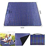 New Waterproof Extra Large Outdoor Home Garden Picnic Blanket Sand Beach Rug Mat Pad