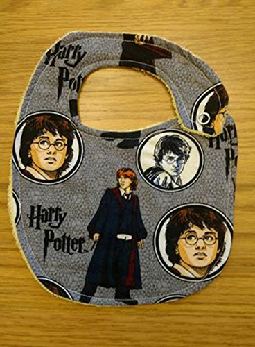 Harry Potter Bib or Burp Cloth