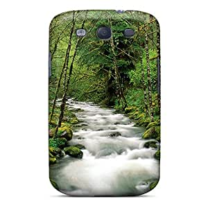 New Arrival Case Cover With VVK8967SnBE Design For Galaxy S3- Forest