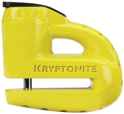 - Kryptonite Keeper 5-S2 Disc Lock Matte Yellow 720018 000884, Model: , Outdoor&Repair Store